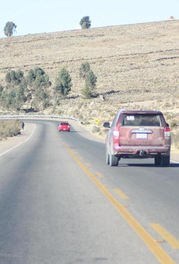 Las vías están expeditas y normalizan los viajes
