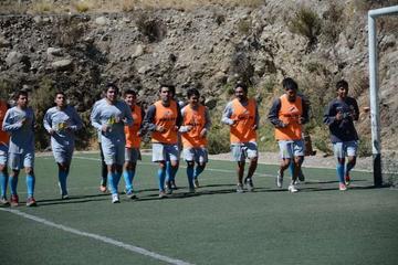 Nacional Potosí entra a su última semana de preparación
