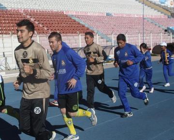 """Real Potosí trabajará en el estadio """"Potosí"""""""