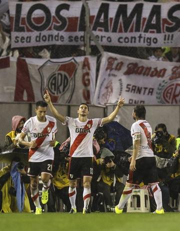 River es campeón de la Copa Libertadores