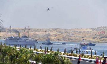 Egipto inaugura el nuevo Canal que busca promover desarrollo