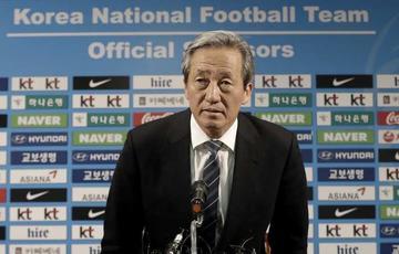 Chung Mong-joon se postulará a la FIFA