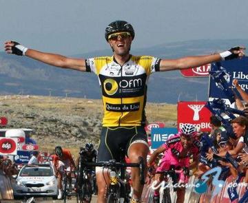 Gustavo es virtual ganador de la Vuelta a Portugal