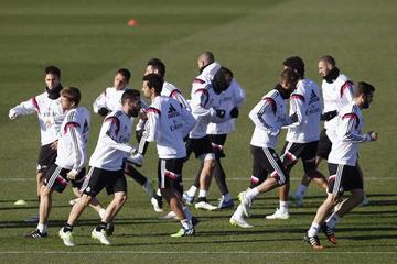 Real Madrid se mide a Valerenga