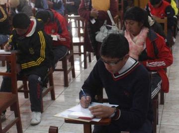 El examen de ingreso a la UATF será aplicado el viernes 14 de agosto