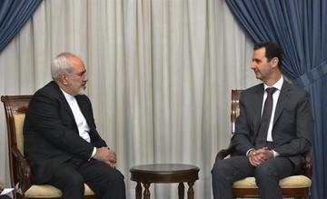 Irán expresa su respaldo a Siria en su lucha contra el terrorismo
