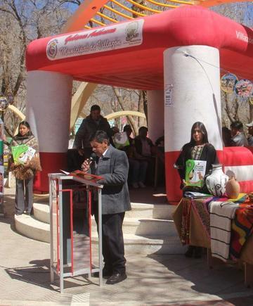 Comienza la tercera feria de camélidos en Villazón