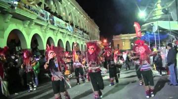 Buscan rescate de la danza del Wititi