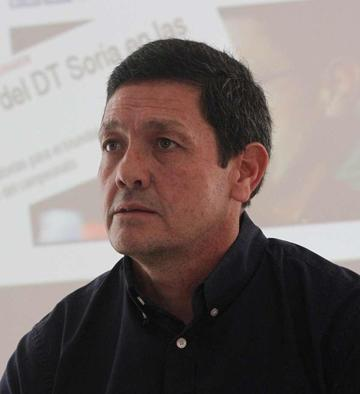Soria deja la Selección Nacional