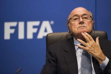 Blatter denuncia  amenazas