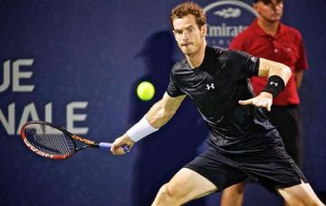 Andy Murray jugará la final ante Djokovic