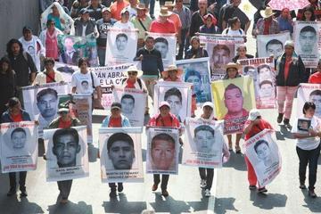 La CIDH denuncia la destrucción de las pruebas del caso Iguala