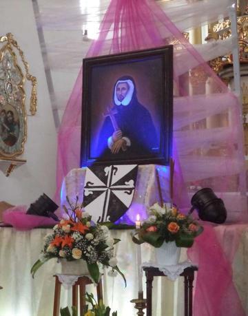 Se recordó la muerte de Fray Vicente  Bernedo