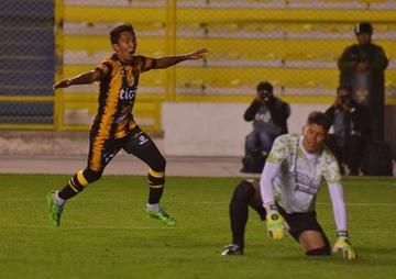 El Tigre es el líder del torneo Apertura