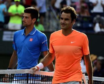 Djokovic y Federer jugarán la final