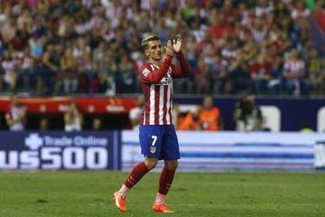 Atlético comienza el torneo español con victoria