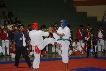 Hoy se define a los campeones del nacional de Karate