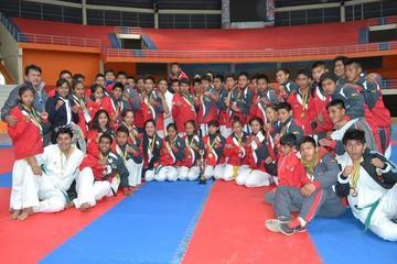 Chuquisaca logra el primer lugar en el campeonato de Karate