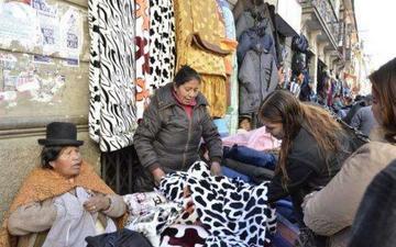 Los comerciantes impedirán las ferias de las paceñas