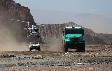 Perú se retira del rali Dakar 2016