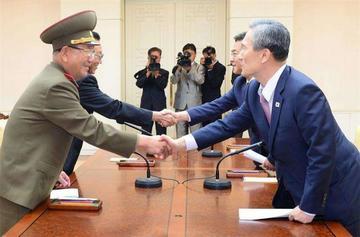 Las dos Coreas pactan acuerdo  para rebajar tensiones militares