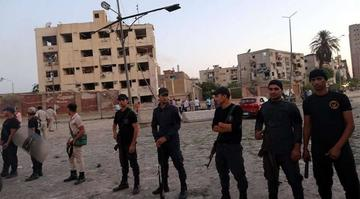 Atentado al norte de Egipto deja tres policías fallecidos