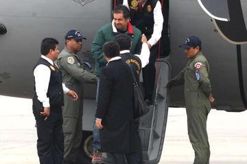 """El fiscal general señala que Belaúnde confirmó """"sobornos"""" en Bolivia"""