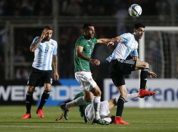 Amistoso entre Bolivia y Argentina está confirmado
