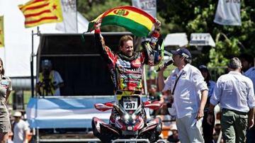 Bolivianos esperan más etapas del rali Dakar