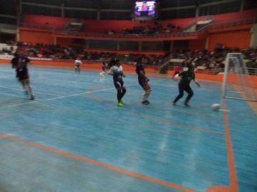 Potosí se enfrenta a La Paz en las semifinales del Nacional de futsal