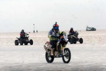 Gobierno: el Dakar se correrá en Bolivia y Argentina