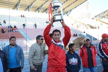 Felipe Hartmann logra su primera clasificación a la Copa Bolivia