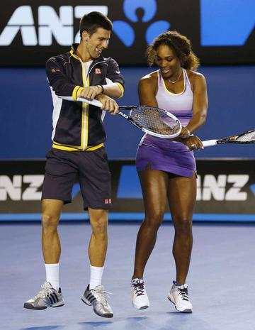 Djokovic y Williams, favoritos en EE.UU.