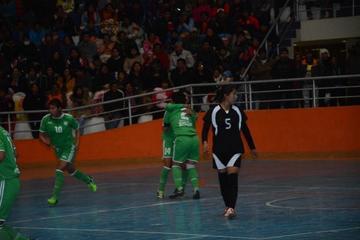 Bolivia queda la margen de la Copa Libertadores de Futsal