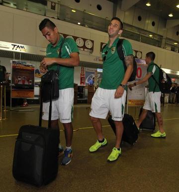 Bolivia está lista para el amistoso con Argentina