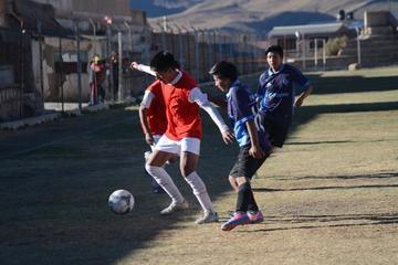 Deportivo Juva y Bolívar abren la octava fecha del torneo de la AFP