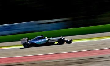 Hamilton fue el más rápido en Italia