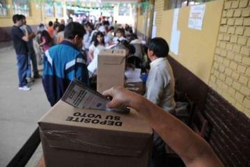 Electores podrán optar por voto válido, blanco o nulo: referendo
