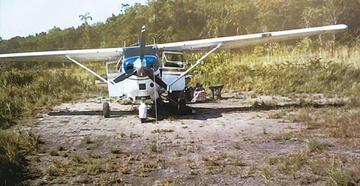 En este año, se han incautado 34 avionetas por narcotráfico