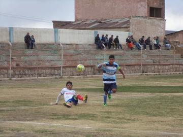 El equipo de Atlético Pulacayo golea por 5-1 al plantel de Franciscano