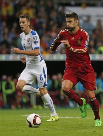 España está a un paso de la Eurocopa