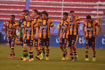 El Tigre alista viaje a Potosí para visitar a Nacional