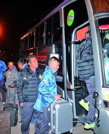 Los lilas se ausentan a Oruro para jugar su tercer partido seguido de visitante