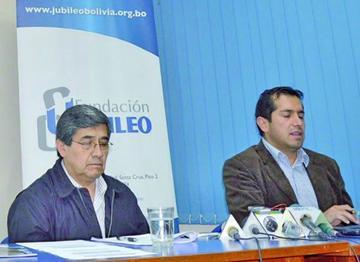 Fundación Jubileo propone un diálogo entre Gobierno y ONG