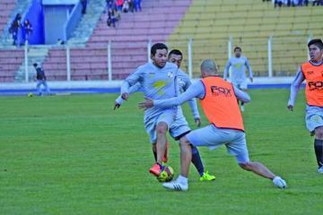 Nacional quiere los tres puntos ante el Tigre