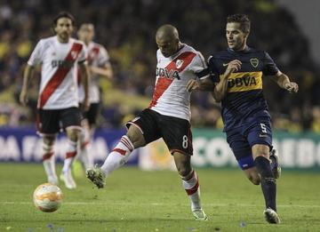 River Plate recibe a Boca Juniors