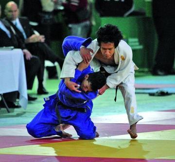 Bolivia logra el quinto lugar en Judo