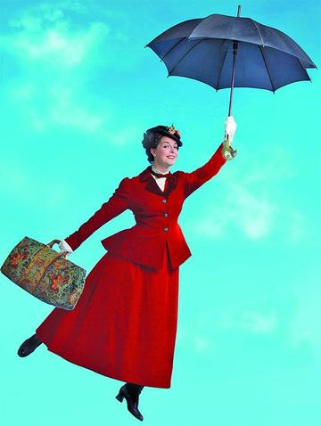 Disney alista otro musical con Mary Poppins
