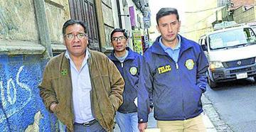 Cidob condecoró a Evo y Álvaro con recursos del ex Fondo Indígena