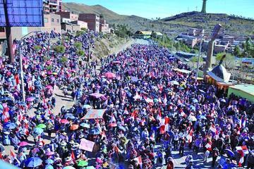 Potosí pide el 70 % de beneficios mineros y rechaza estatuto